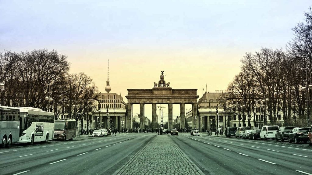 transport zwłok niemcy