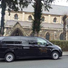 Pogrzeb w Londynie