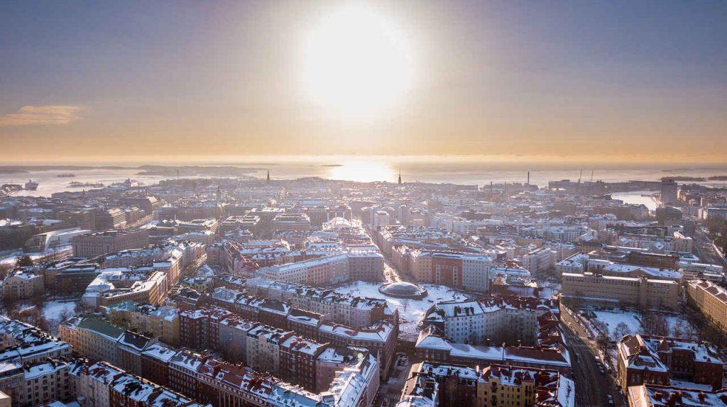 transport zwłok finlandia