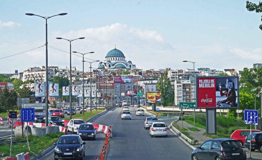 transport zwłok serbia