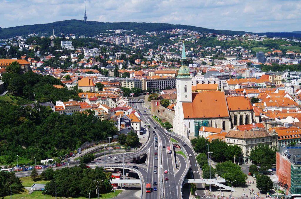 transport zwłok słowacja