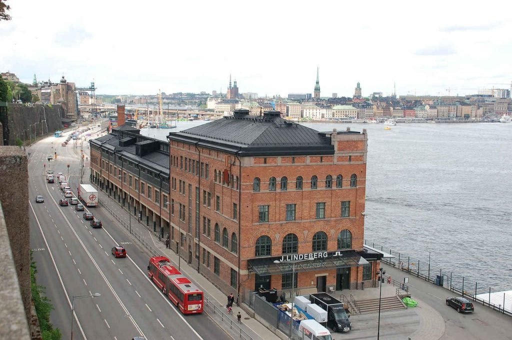 transport zwłok szwecja