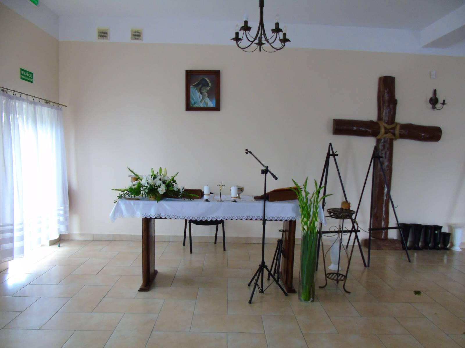 kaplica karniewo