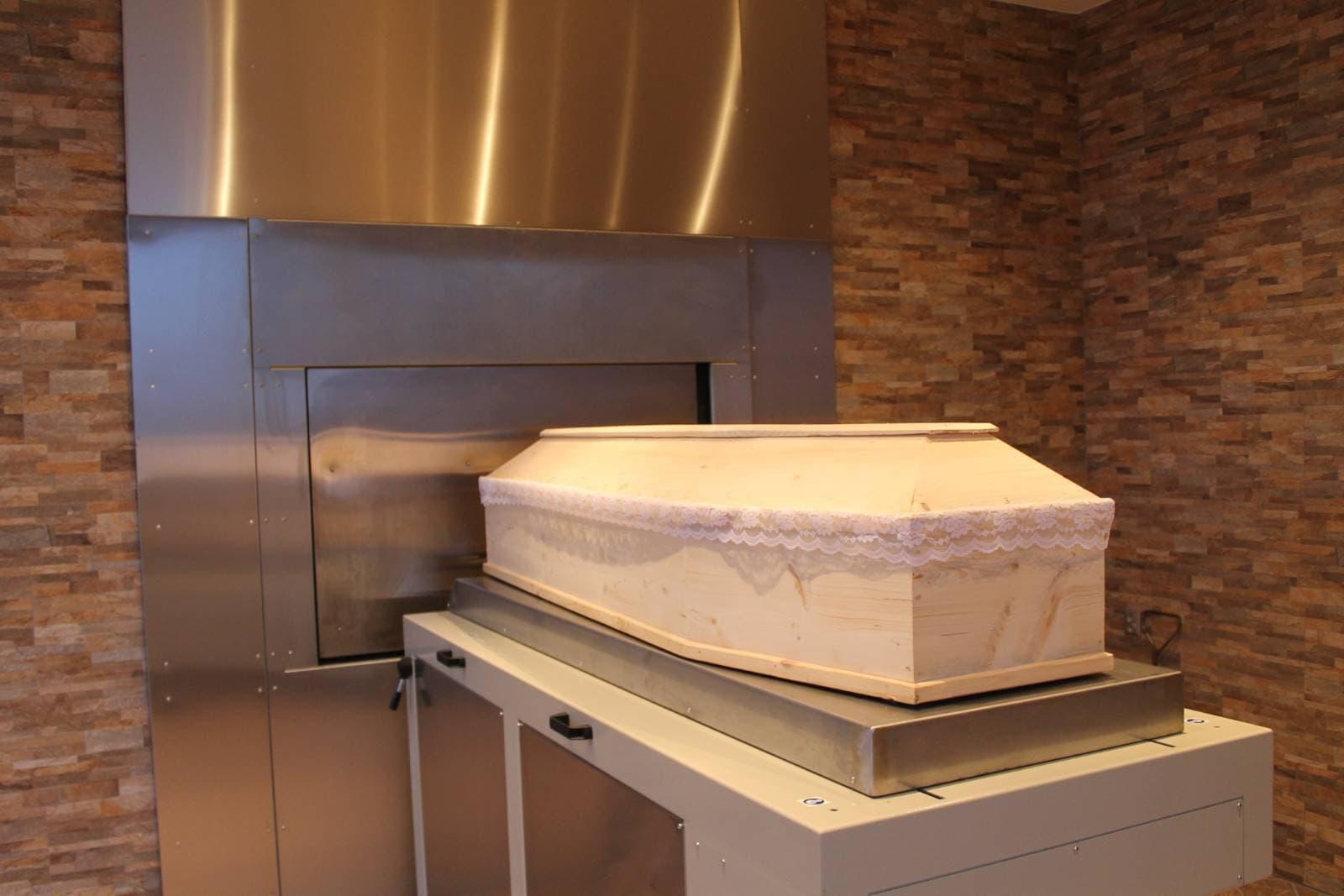 piec kremacyjny